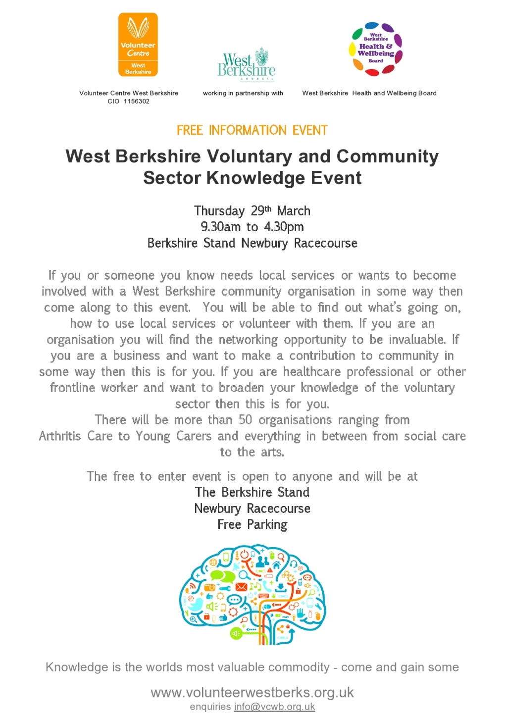 West Berkshire Community event